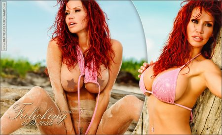 frolicking at the beach covers 03