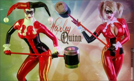 harleyquinn covers 04