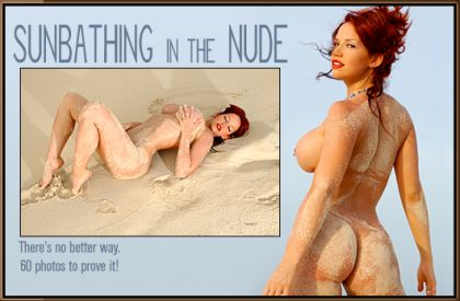 05 sunbathing in the nude covers 01