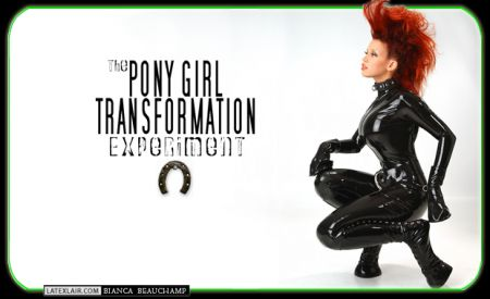 09 the pony girl transformation experiment covers 2004 09 ponygirlexperiment 03