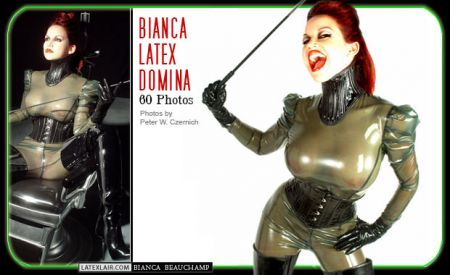 05 bianca latex domina covers 2005 05 latexdomina 01