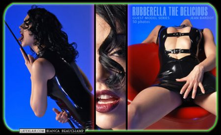 01 rubberella the delicious covers 01