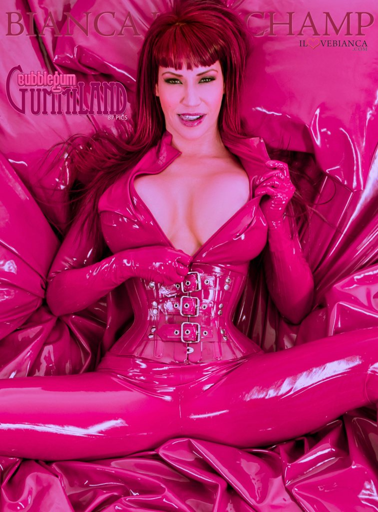 Bubblegum Gummiland Bianca Beauchamp Official Website