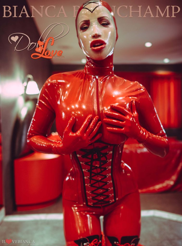 Doll Of Love Bianca Beauchamp Official Website Latex