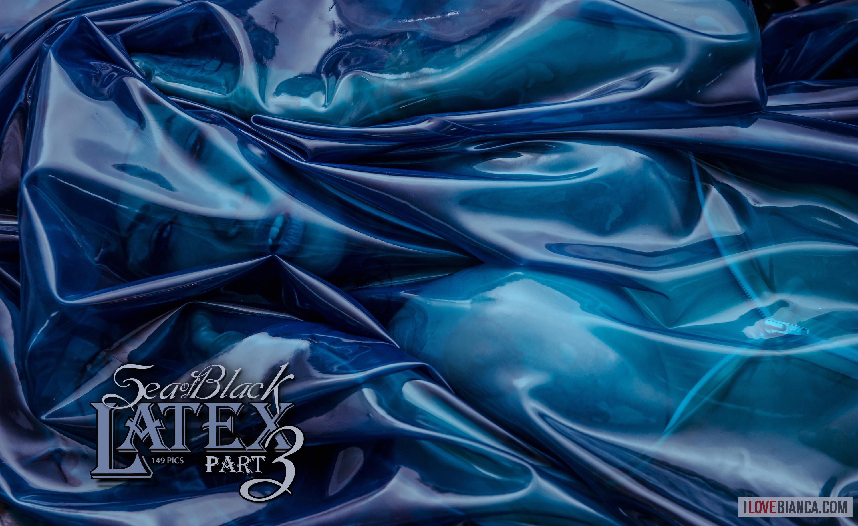 Sea of Black Latex Pt.3 - Bianca Beauchamp: latex