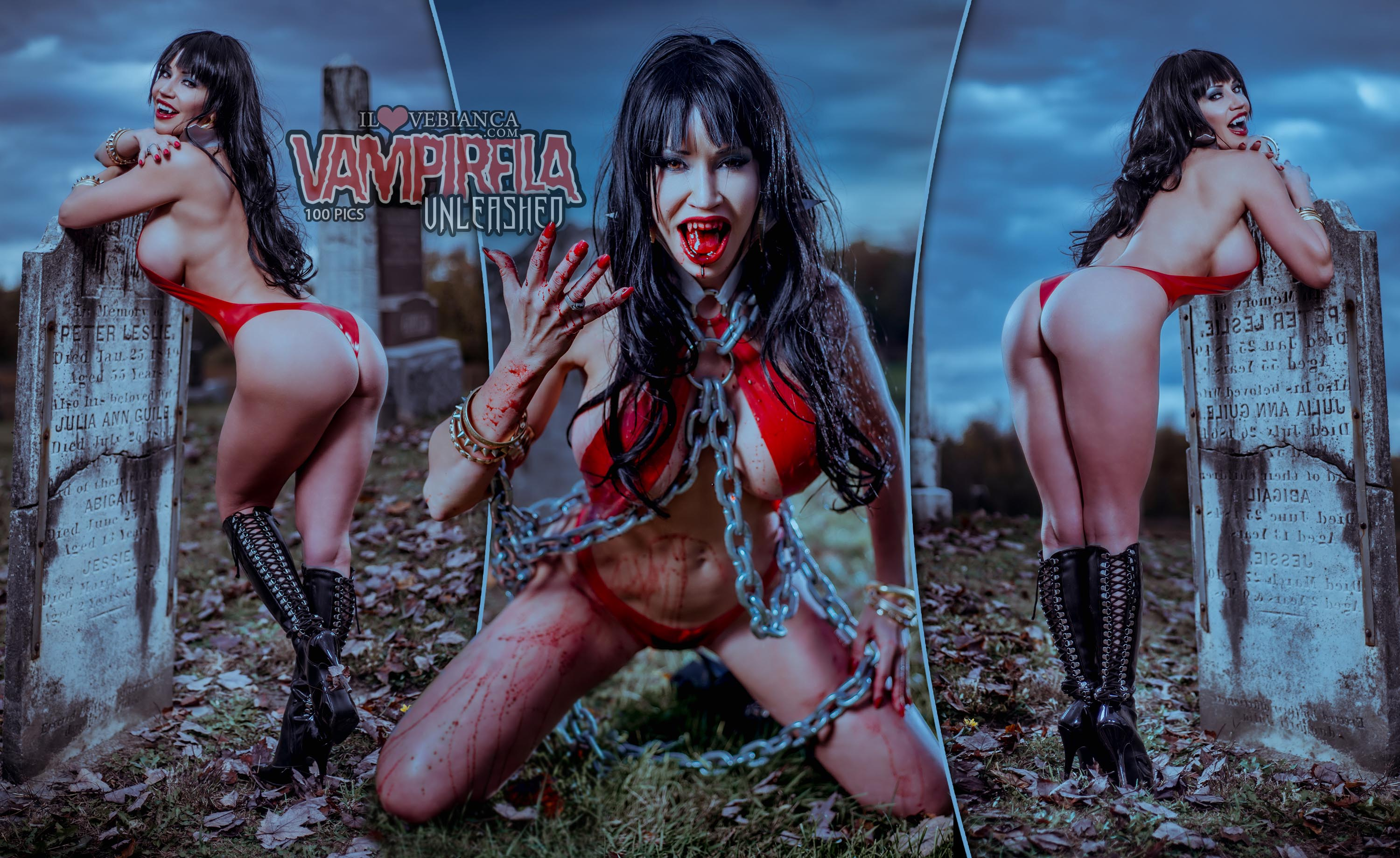 Vampirella pic xxx adult photo