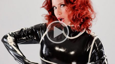bianca beauchamp 2011 westward bound crazy catsuit screenshot