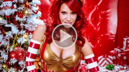 bianca beauchamp 2012 saucy xmas nymph screenshot