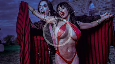 bianca beauchamp 2014 bianca beauchamp vampirella vs dracula screenshotplay