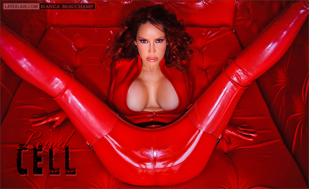 Bianca Beauchamp From Latexlair In Another Hot Fetish Tubegals 1