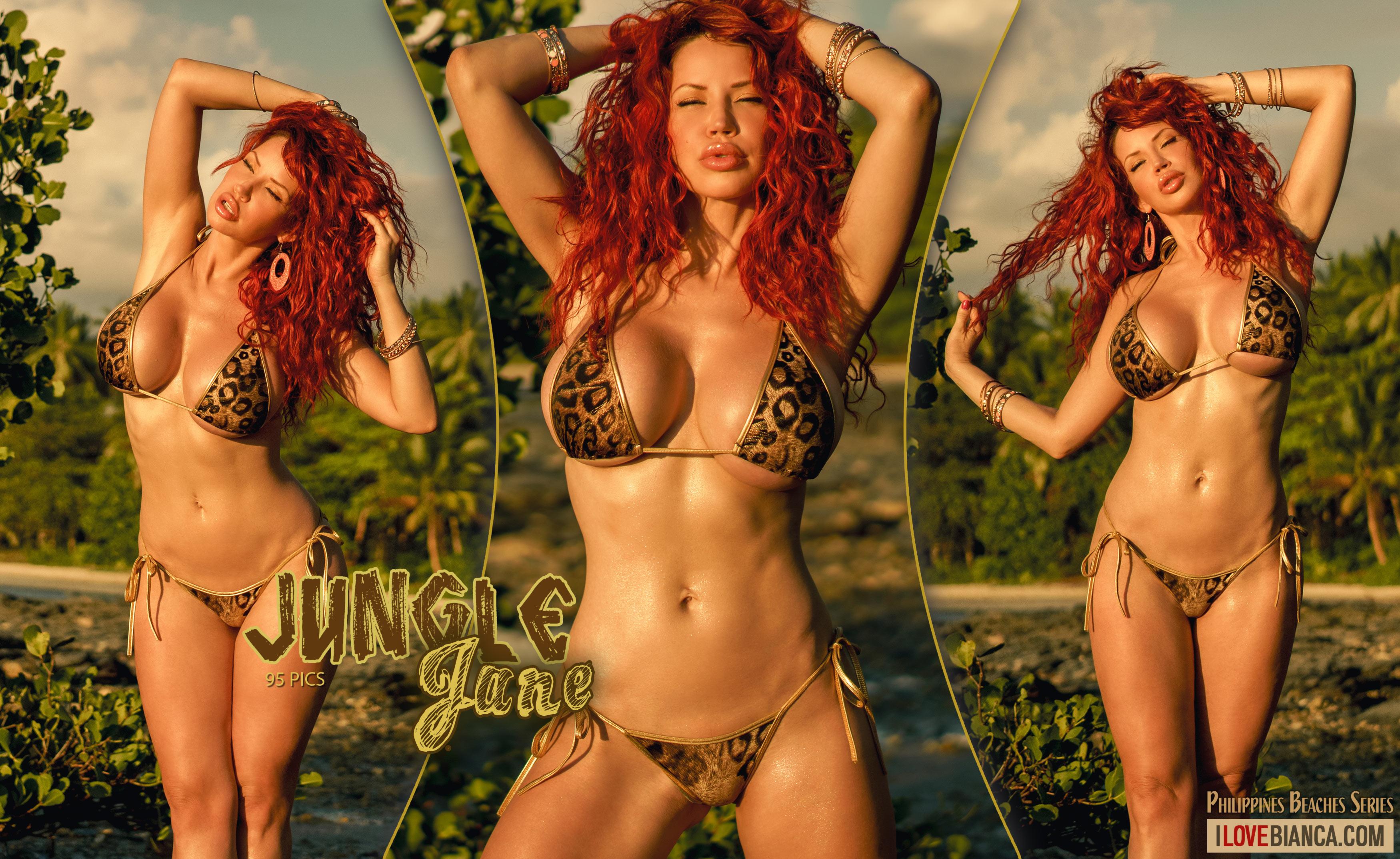 bianca beauchamp jungle nude